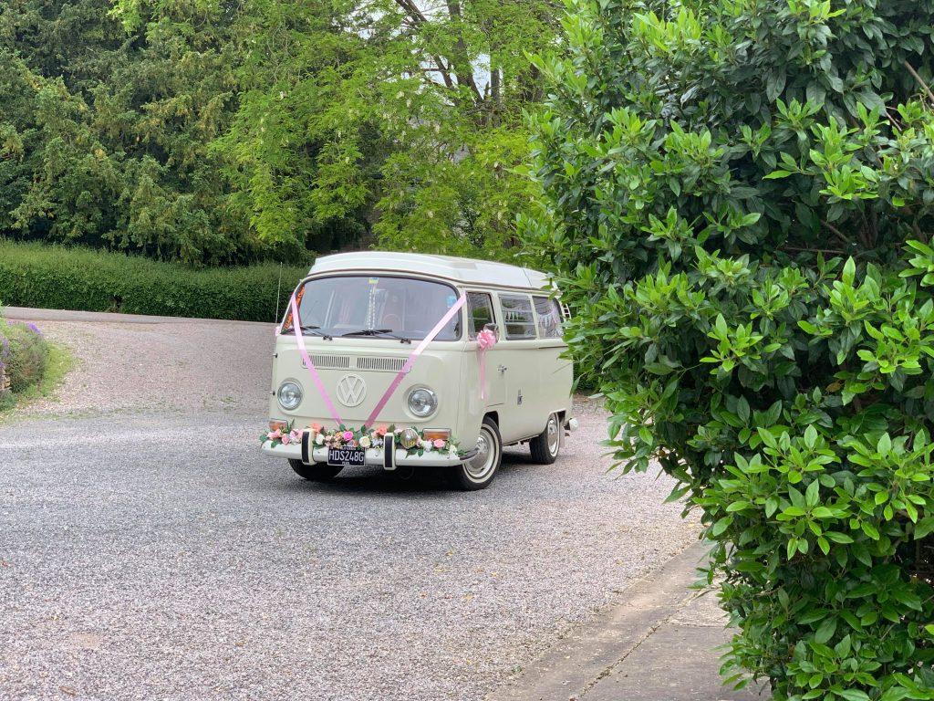 Bus and Bug Vintage Weddings - Campervan & Beetle Wedding Cars