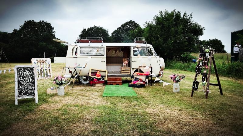 Photobooth Jackletts Meadow Essex