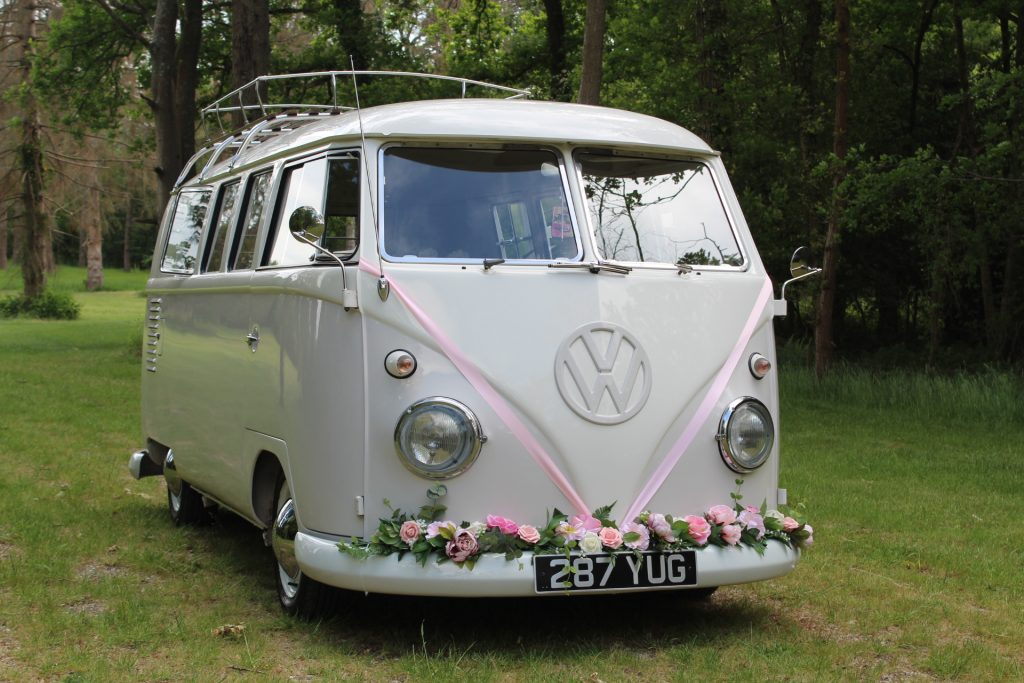Peggy Wedding Camper Van