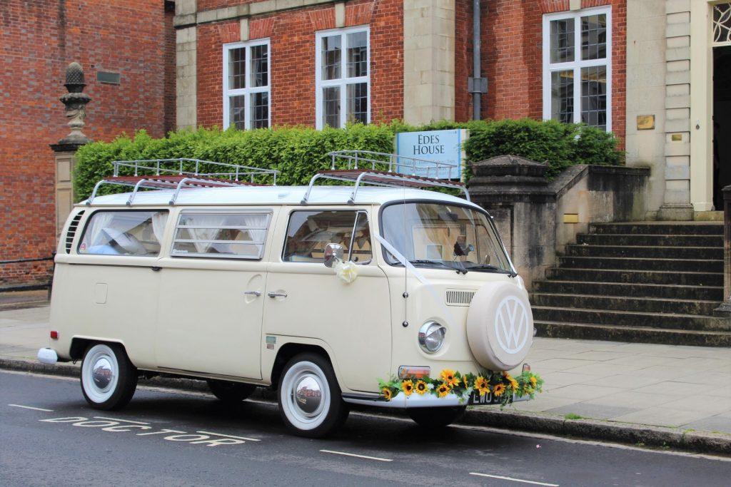Camper Van Weddings, Weddings
