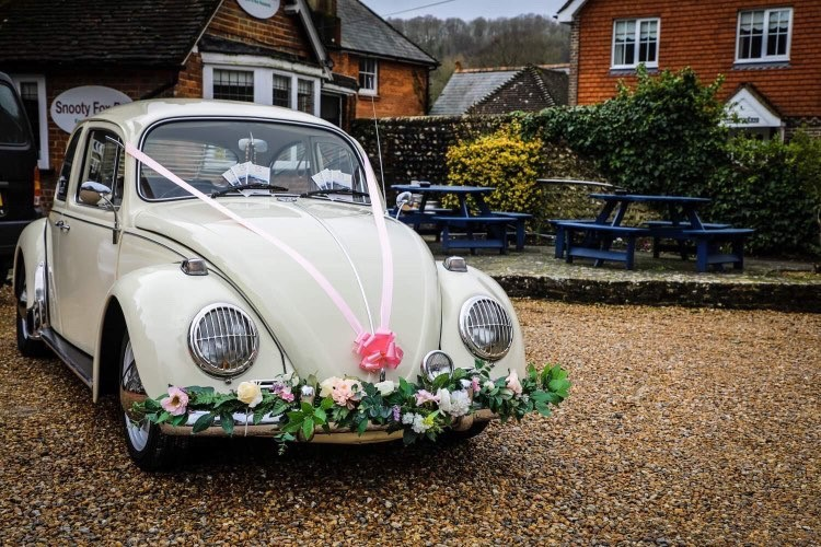 Tickle at Findon Manor Wedding Experience